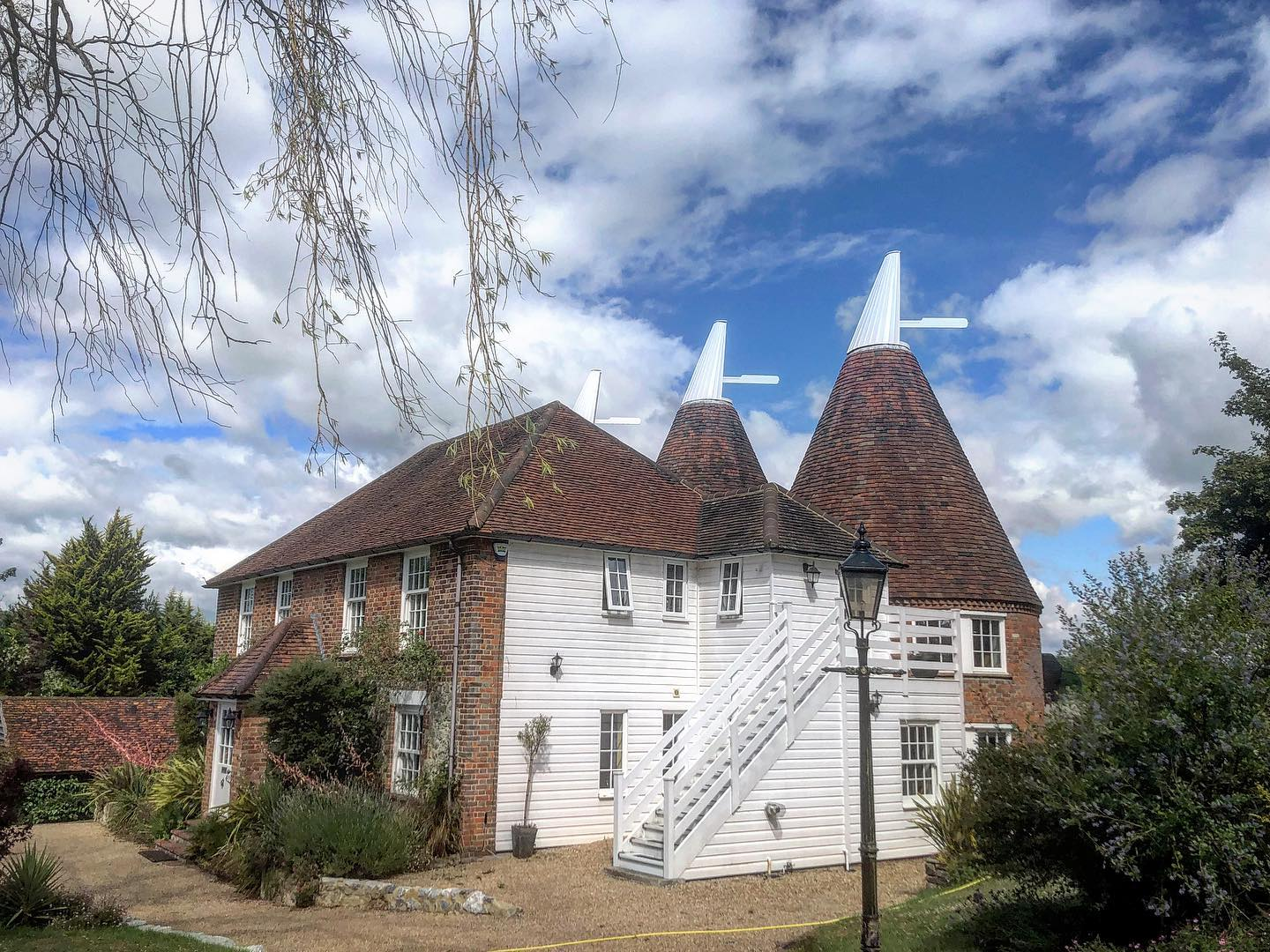 Make an oast house your home