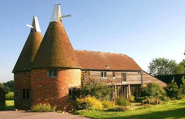 oast house repair