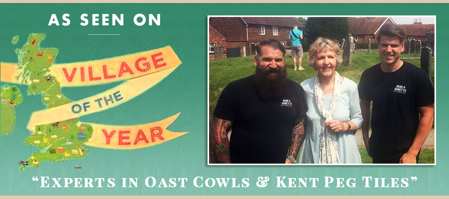 village of the year oast cowl repair experts