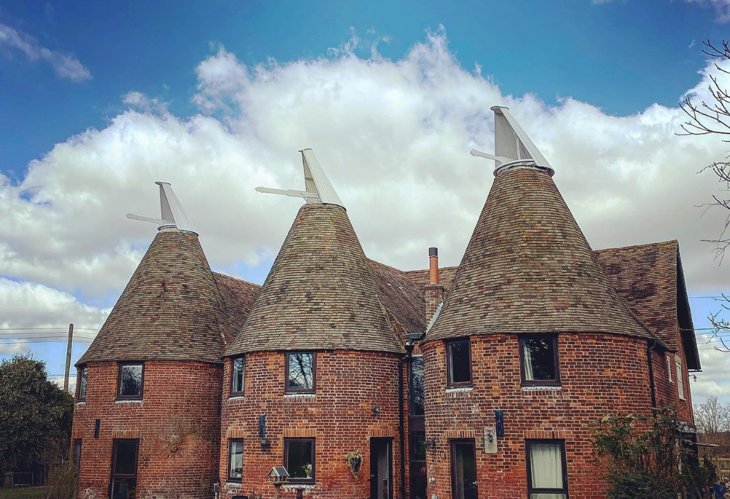 oast cowl and oast houses dude and arnette